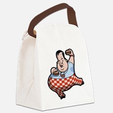 christie-burg-T Canvas Lunch Bag