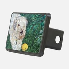 Mouse Wheaten Hitch Cover
