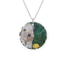 Mouse Wheaten Necklace