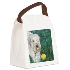Mouse Wheaten Canvas Lunch Bag