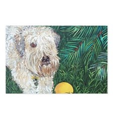 Mouse Wheaten Postcards (Package of 8)
