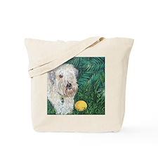 Mouse Wheaten Tote Bag
