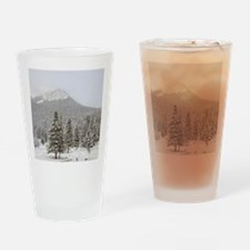 Canada, Alberta, Lake Louise. Farim Drinking Glass