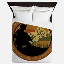 DUI-BECKLEY RECRUITING BN Queen Duvet