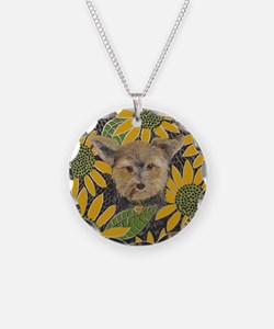 SQ Morkie Necklace