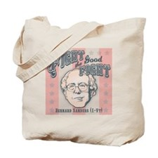 bernie-fight-PLLW Tote Bag