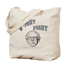 bernie-fight-DKT Tote Bag