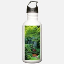 Butchart Gardensitish  Water Bottle