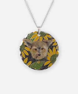 Mouse Morkie Necklace