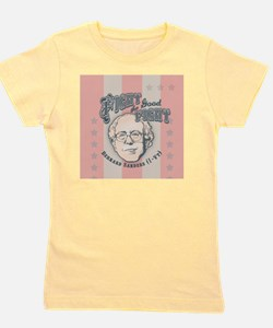 bernie-fight-BUT Girl's Tee