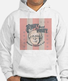 bernie-fight-BUT Hoodie