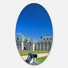 The Menege Militaire at Quebec City Decal