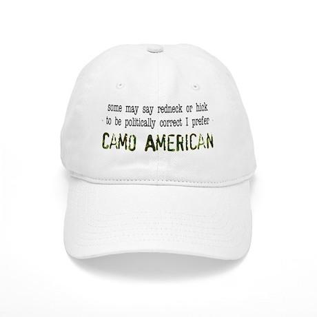 camo american kids Cap