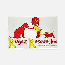 RugazGoodLogoHiRes Rectangle Magnet