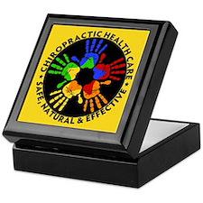 Chiropractic Keepsake Box