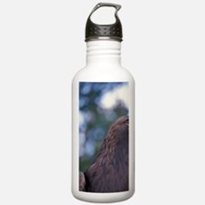Vancouver Island. Gold Water Bottle