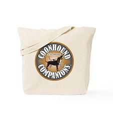 Coonhound-Companion-logo Tote Bag