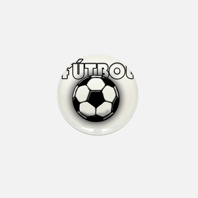 futbol Mini Button