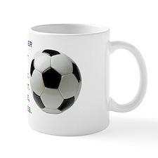 Soccer2 Small Mug