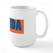 FloridaOrangeBlue Mug
