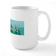 ozyandmillieteal Mug