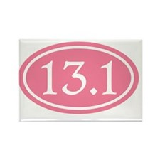 13.1.Caxton.pink Rectangle Magnet