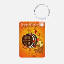 Large PosterBig Beer-Happy Keychains