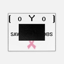 savetheboobs picture frame