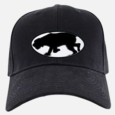 Hunting Spinone Sillhouette Baseball Hat