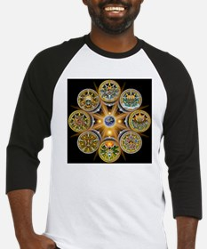 Witches Wheel of the Year Baseball Jersey