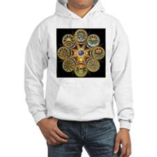 Witches Wheel of the Year Hoodie