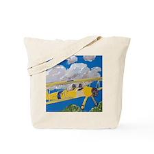 SQ FlightCrew Tote Bag