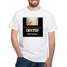 dextercalendarfront Shirt