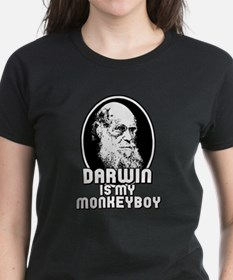 Darwin is my Monkeyboy Tee