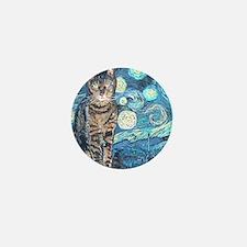 MouseLite StarryCat Mini Button