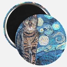 MouseLite StarryCat Magnet