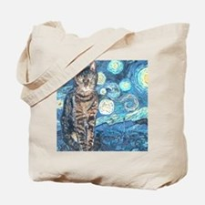 MouseLite StarryCat Tote Bag