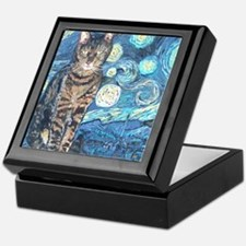 MouseLite StarryCat Keepsake Box