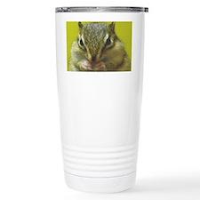 chipmunk long Travel Mug