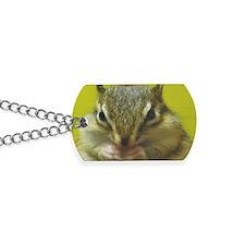 chipmunk long Dog Tags