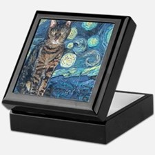 Mouse StarryCat Keepsake Box