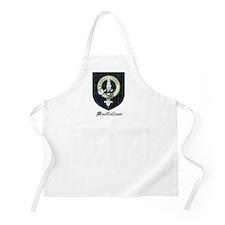 MacCallum Clan Crest Tartan BBQ Apron