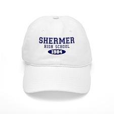 Shermer-High-School Baseball Cap