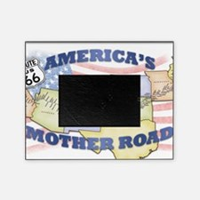 Route 66 Mother Road Poster Picture Frame