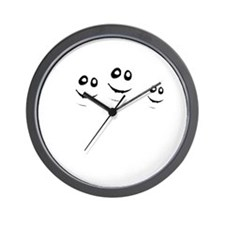 Have A Spooky Halloween Wall Clock