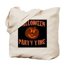 Halloween Party Time Tote Bag