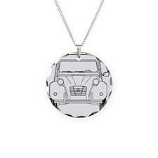 Citroen 2CV front Necklace
