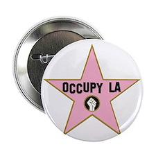 """Occupy La Los Angeles - All 2.25"""" Button"""