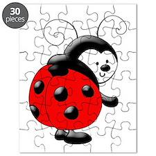 lady bug Puzzle