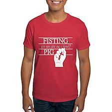 Fist Pig Bottom T-Shirt
